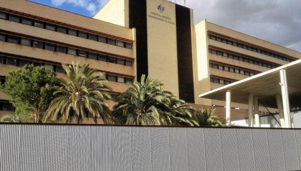 El Hospital General Universitario de Elche.