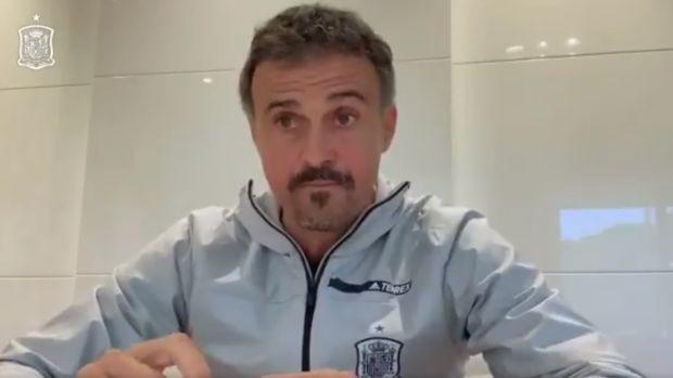 Luis Enrique ve positivo para España que se aplace la Eurocopa y deja la puerta abierta para volver al banquillo del Barcelona