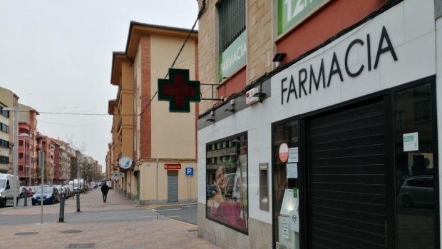 Farmacias de Segovia