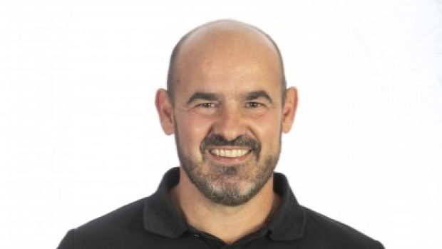 """César Monasterio: """"Estoy encantado con el grupo"""""""