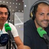 Abel Resino y Salva Ballesta