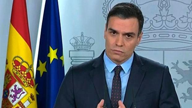 """Las preguntas de Amón: """"¿Por qué Sánchez es el único líder occidental cuestionado en la gestión de la crisis?"""""""