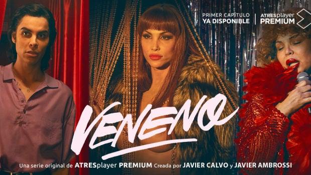 Los Javis estrenan 'Veneno', la nueva serie de Atresplayer basada en la vida de Cristina Ortiz