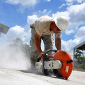 La construcción parará hasta el después de Semana Santa