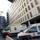 Urgencias del Complejo Hospitalario Universirario de A Coruña.