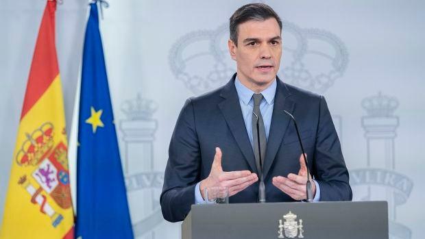"""Las preguntas de Amón: """"¿Es ya España el país occidental donde el Gobierno afronta la crisis del coronavirus con más división?"""""""