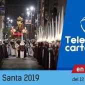 telecartagena semana santa procesiones