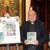 José Antonio Valero, vicario episcopal en Elche, invita a las familias a no perder la esperanza y confirma que los sacerdotes siguen celebrando las misas cada día a puerta cerrada.