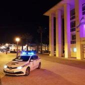 Policía local de Puerto Real