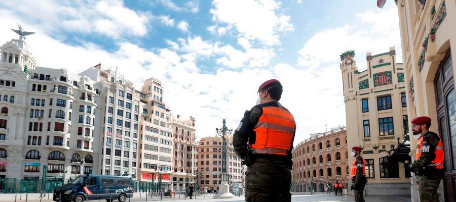 Alicante y Valencia fase 1: estos son los territorios de la Comunidad Valenciana que cambian de fase