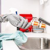 Es importante extremar las medidas de higiene en casa cuando volvemos de hacer la compra
