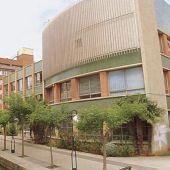 Imatge de la biblioteca al carrer Solades de Vila-real
