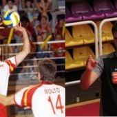 Vicente Ferrández, exjugador del Club Voleibol Elche y de la selección española, es uno de los mejores deportistas de la historia de Elche.