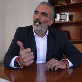 Luis Callejón, presidente de AEHCOS