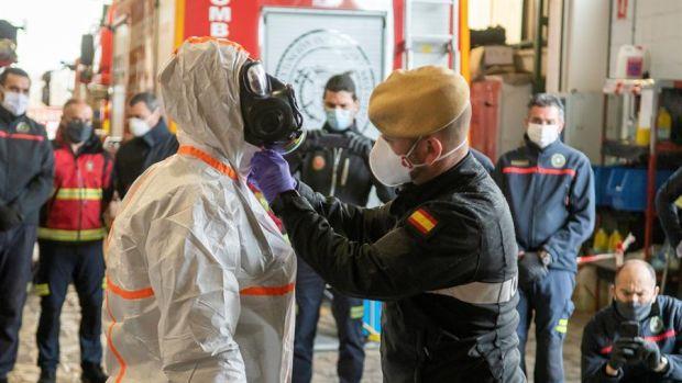 """Pepa Romero, de 'En Primera Línea': """"Pondremos en valor el trabajo de las fuerzas de seguridad en la pandemia"""""""