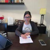 Mercedes Montero, alcaldesa de Archidona.