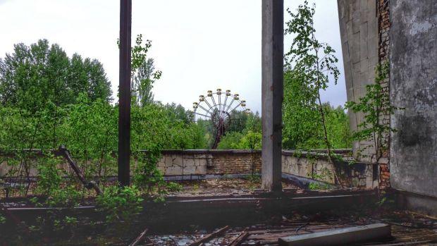 """""""La naturaleza ha engullido y transformado las ciudades de la zona de exclusión de Chernobyl"""""""