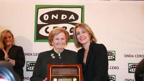 Gala de entrega del I Premio Mujer Cantabria