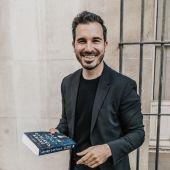 Javier Castillo, escritor malagueño de La chica de nieve
