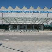 Fachada del Hospital Universitario Puerta de Hierro de Majadahonda