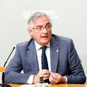Joaquín Olona, consejero de Agricultura