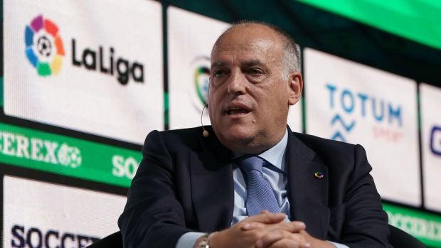 Javier Tebas confirma que LaLiga 2020/2021 comenzará el 12 de septiembre