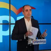 Antonio Saldaña, portavoz del PP de Jerez