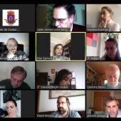 Junta de Gobierno Local telemática del Ayuntamiento de Ciudad Real