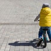 Niño en la calle