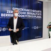 Markel Olano en Más de uno Gipuzkoa