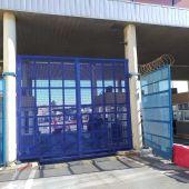 Frontera de Ceuta.