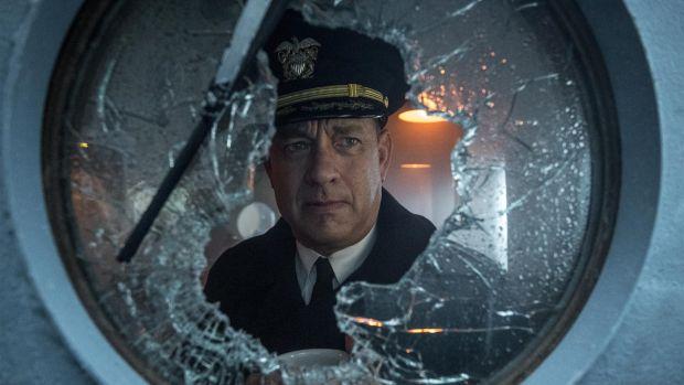 Kinótico 211. Tom Hanks, capitán de la pandemia global [y del cine en plataformas]