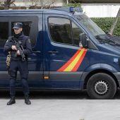 La operación antiyihadista la llevó a cabo la Policía Nacional