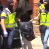 Uno de los detenidos en la operación policial de Bolaños
