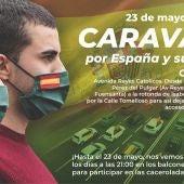Vox ha convocado el sábado en Ciudad Real una caravana de protesta