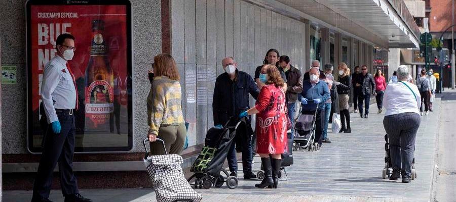 Los centros comerciales abren en fase 2 de desescalada por coronavirus