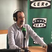 Oscar Briñas tertulia