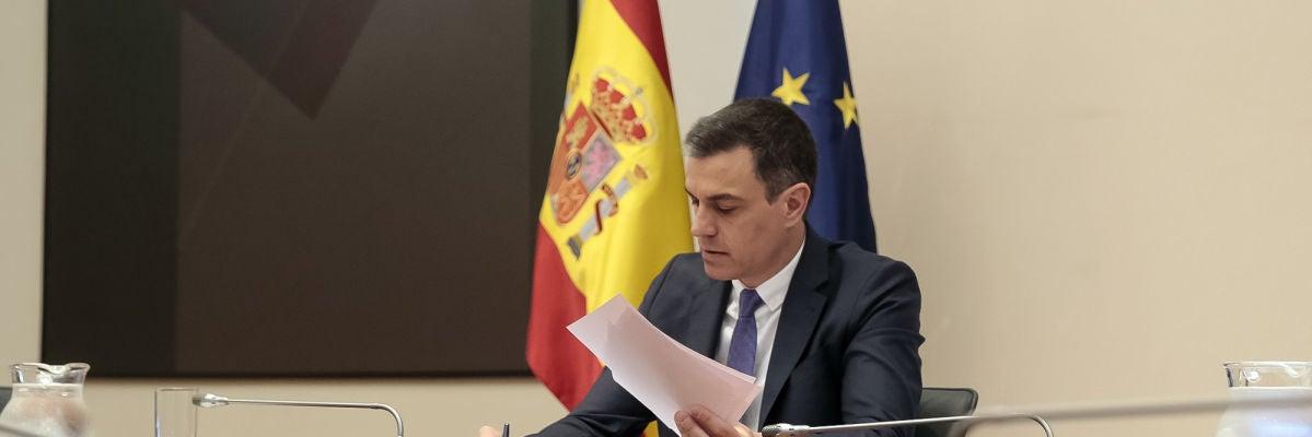 El PSOE acuerda con ERC su abstención en la sexta prórroga del estado de alarma