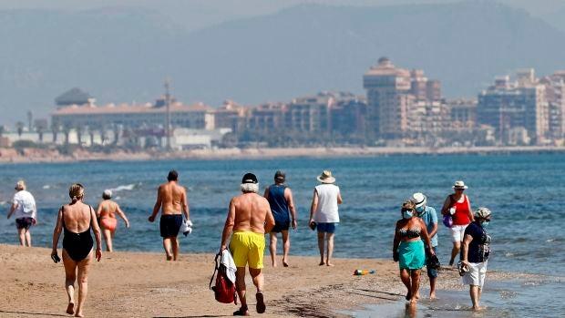 """Las incógnitas del turismo en España para verano: """"Debemos propiciar flujos seguros a lugares seguros"""""""