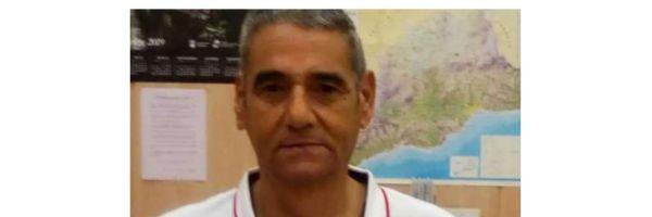 Cartel difundido por la familia para buscar a Antonio Muñoz.