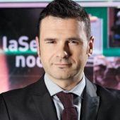 Iñaki López, periodista y presentador de 'La Sexta Noche'