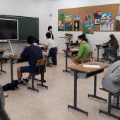 EDUCACIÓN DURANTE LA COVID-19: Clases presenciales