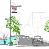 Aprobado el proyecto de ordenación de la calle Santa María de Alarcos