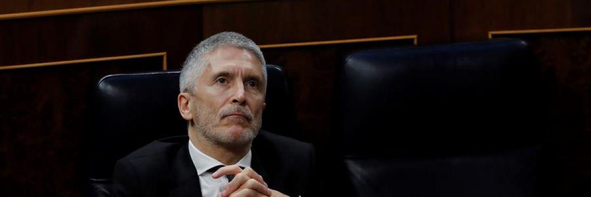 Un informe de Interior dice que Pérez de los Cobos fue cesado por no dar información sobre la investigación del 8M
