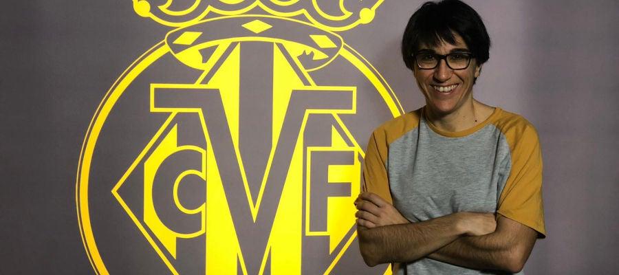 Sara Monforte, entrenadora del VIllarreal CF
