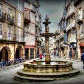 Casco Vello de Ourense