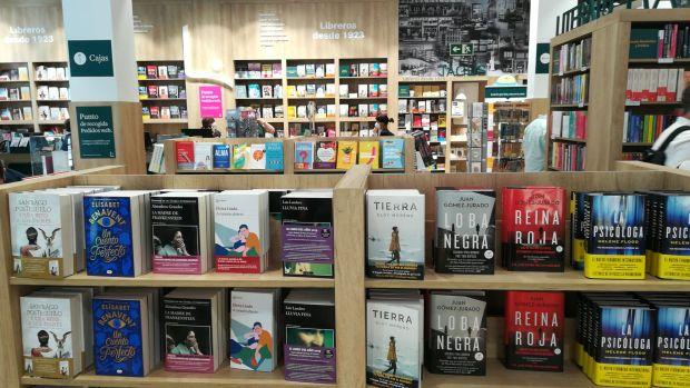 """""""Volver a una librería es volver a la vida"""""""