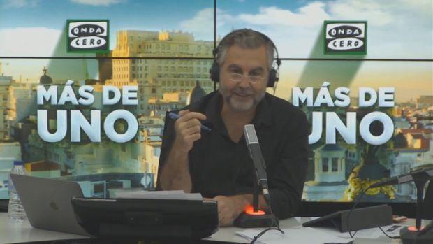 VÍDEO del Monólogo de Carlos Alsina en Más de uno 29/05/2020