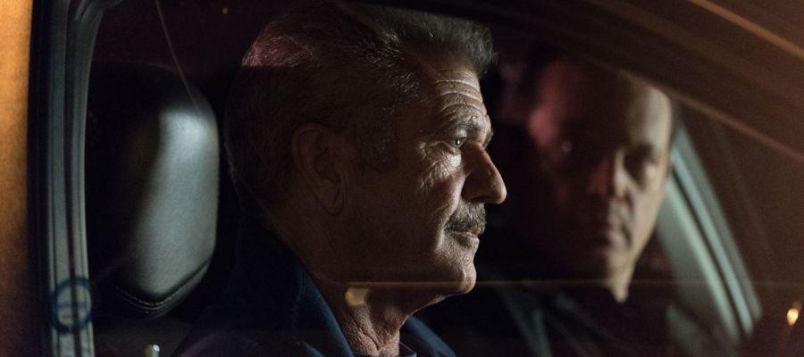 Los actores Mel Gibson y Vince Vaughn, en una escena de 'Dragged Across Concrete'