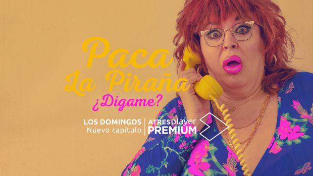 """Paca la Piraña: """"Los Javis me dijeron que soy una actriz en bruto, que con ellos no me faltará el trabajo"""""""